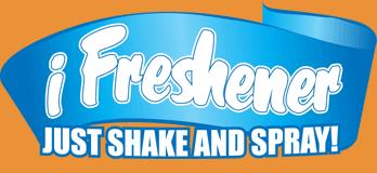 iFreshener – Shake and Spray!