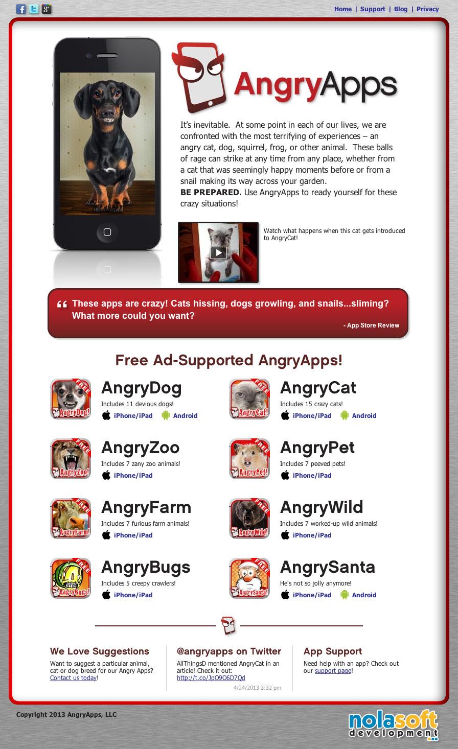 AngryApps