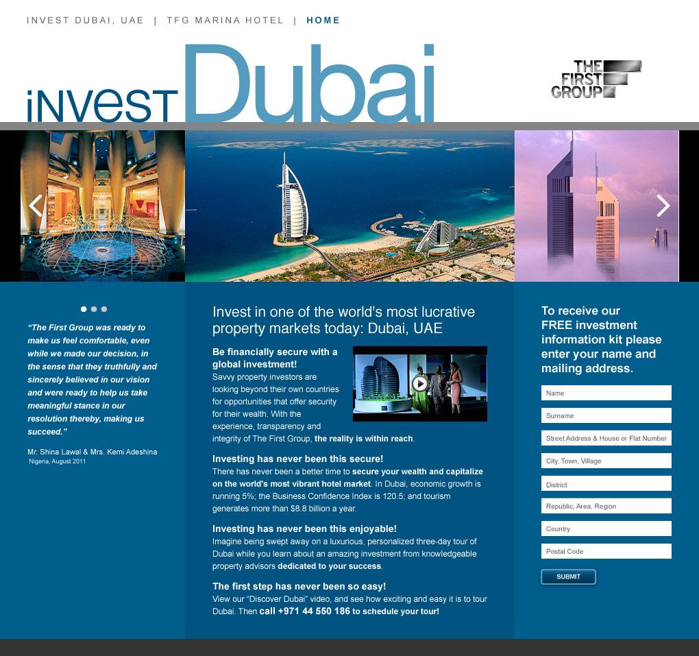 Invest Dubai, UAE