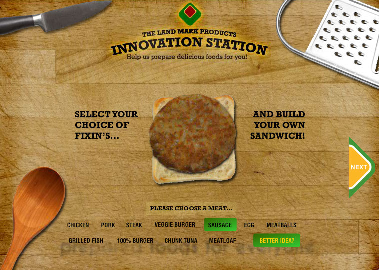 Land Mark Products Innovation Station